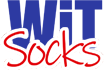 Wit Socks logo